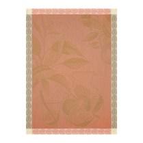 Le Jacquard Francais tea towel. 'Eaux dagrumes pamplemousse'. 100% cotton. 24.-
