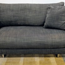 "**ITEM NOW SOLD** Montis 'Axel' loveseat. 10 years old. 51.5""w x 37""d x 31""h. Current List: $4,444. Modele's Price: 1750.-"