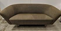 "Arper Loop sofa. Purchased from Inform. 70.5"" w. Orig. List: $4,100. Modele's Price: 1500.-"