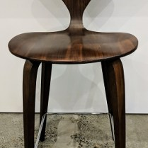 """Cherner counter stool (single). 2 years old, from Design Within Reach. 17""""w x 20""""d x 39.5""""h. Seat height: 24.5"""". Current List: $879. Modele's Price: 495.-"""