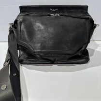 Rag and Bone 'Pilot' satchel, little or no use. Leather and calf suede with faille lining. Orig. List: $695. Modele's Price: 350.