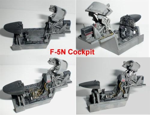 foto 9 F-5N Cockpit