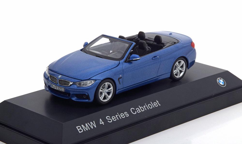 Cabriolet Bmw 4er F32 I Scale 80 42 2 336 865
