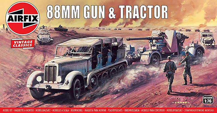 Nostalgic Vintage Classics From Airfix Model Kits Review
