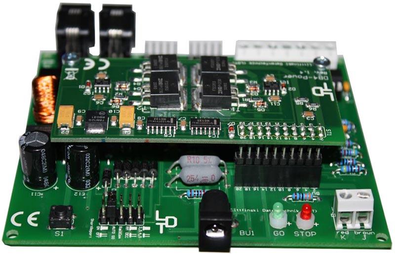 DB4 Booster von Littfinski