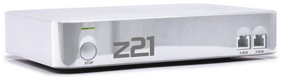 z21 - Digitalzentralen zum Schalten von Weichen und Signalen