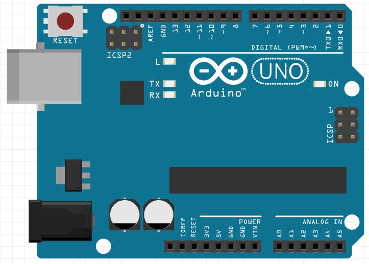 Arduino Uno als neue Entwicklungs-Plattform