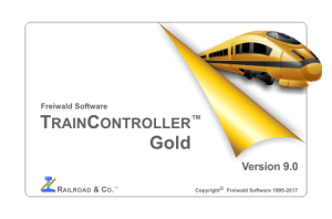 TrainController 9 Gold