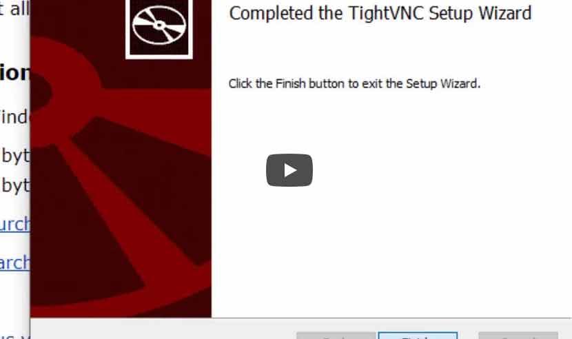 Modellbahn Tutorial: Fernsteuerung der ESU ECoS mit TightVNC