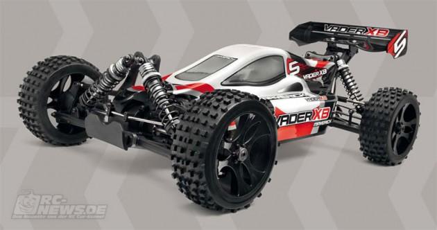 LRP/Maverick Vader XB 1:5 Brushless-Buggy
