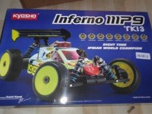 Baubericht: Kyosho Inferno MP9 TKI3 - Off Road Racing Buggy 1