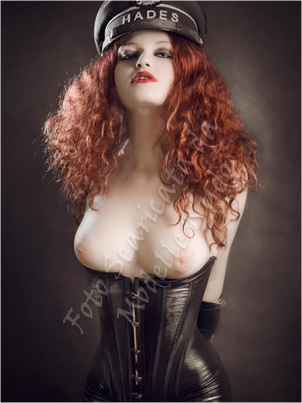 Foxy Cherry modella polacca