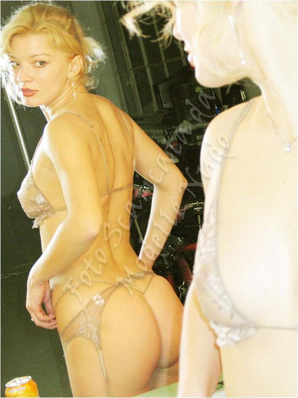 Cindy modella svedese