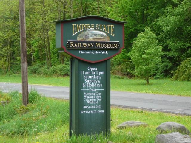 Railway Museum Phoenicia, NY