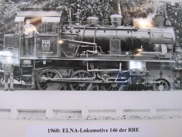 ELNA 2 Märklin Projekt
