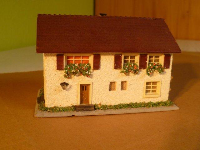 Faller Haus 257 u. 258