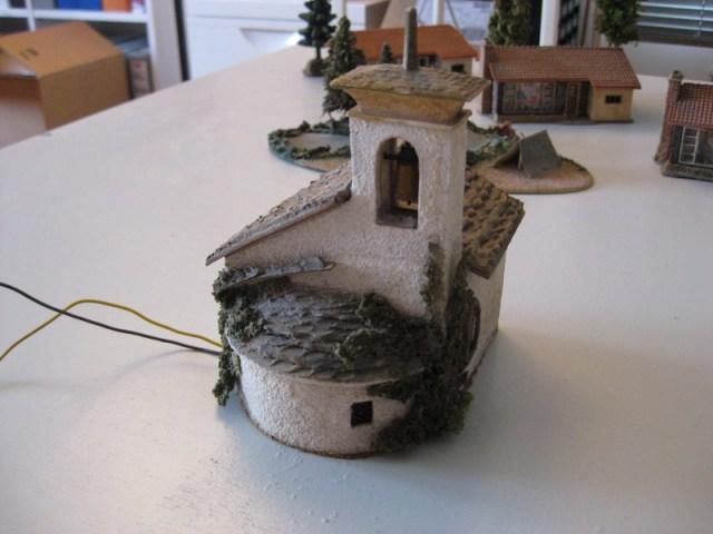 Faller Kirche Sils-Maria 241-242
