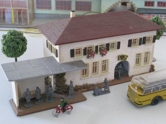 Faller Postamt 213