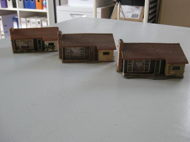 Faller Kleines Steinhaus B-266