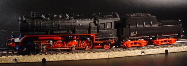 BR 55 Lima-Märklin Umbau Unikat