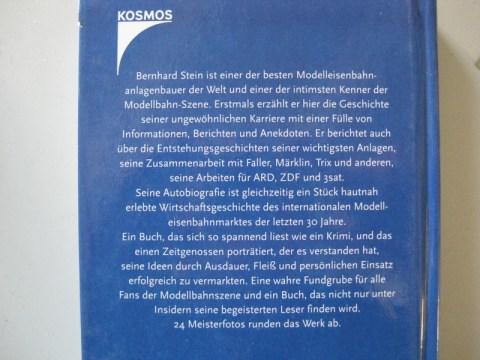 Bernhard Stein, Meine große Welt der Kleinen Bahnen, Kosmos verlag 2000