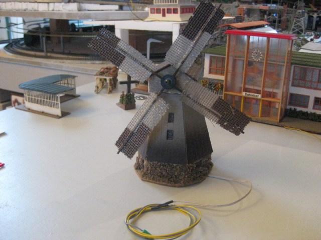 Renovierung Faller Mühle 233