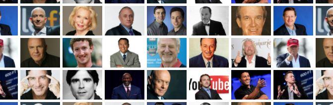 Chi sono le persone di successo che ho analizzato