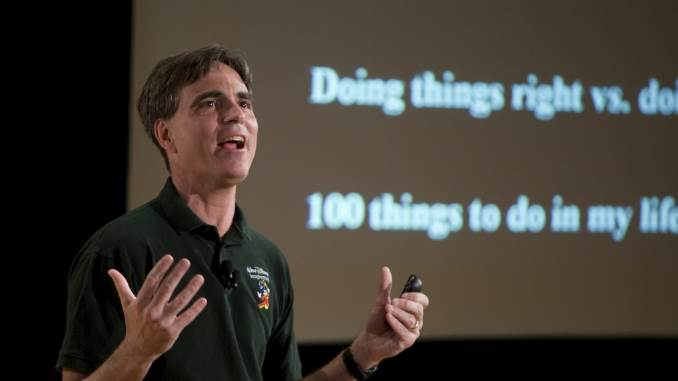 Randy Pausch - L'ultima Lezione - Modelli di Successo (.com)