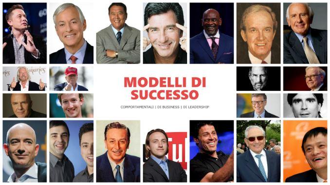 Modelli di Successo - Persone di Successo