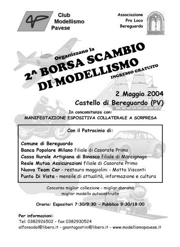 Bereguardo 2004