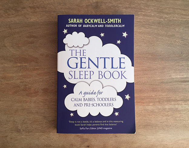 The Gentle Sleep Book – My Antidote to Sleep Training Stress