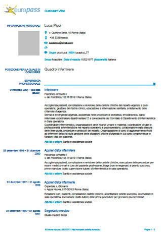 ejemplos de curriculum vitae ejemplos de cv modelo curriculum