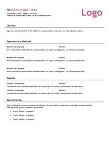 ejemplo cv espanol europass curriculum vitae picture
