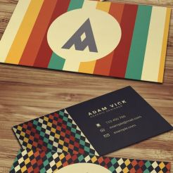 Business Cards modernas gratis