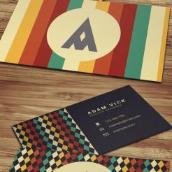 Business Cards modernas gratis