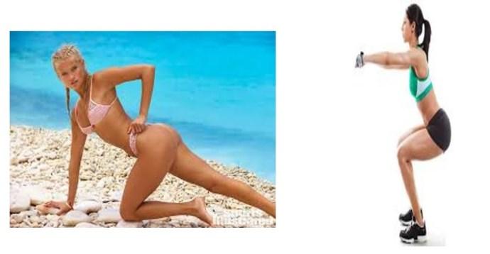 bikini body shape