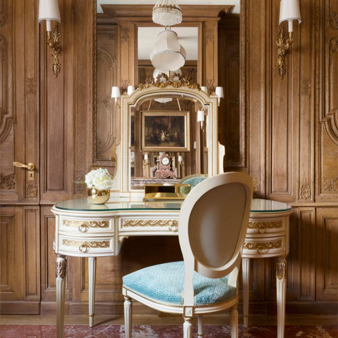 Coco chanel suite, Ritz Paris