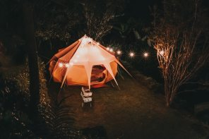 5 Tips for Making Your Camping Trip Eco-Friendly