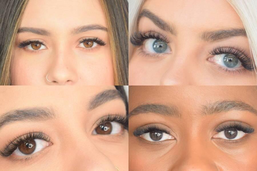 Best Eyelash Extensions for Client's Eye Shape - LashBeePro