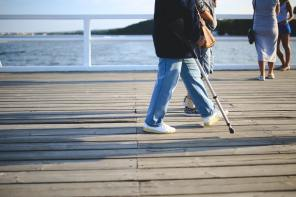 Why Hip Injuries in the Elderly Often Have a Fatal Outcome