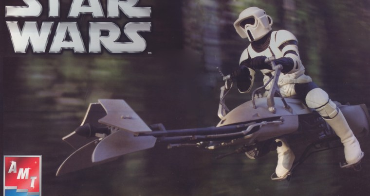 Star Wars: Speeder Bike