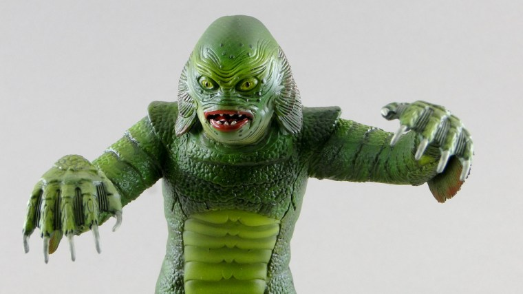 La criatura de la laguna negra (The creature from the black lagoon)