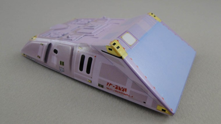 Star Trek: Vulcan Shuttle Surak (Progreso)