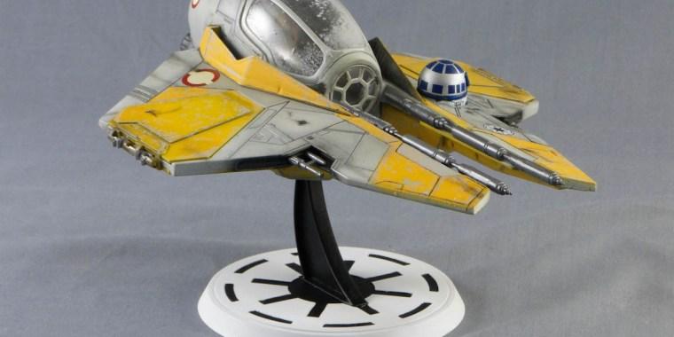 Anakin Jedi Star Fighter