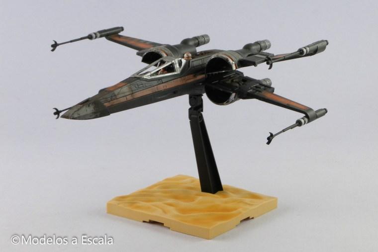 bandai star wars resistance x-wing