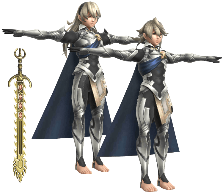 3DS Super Smash Bros For Nintendo 3DS Corrin The