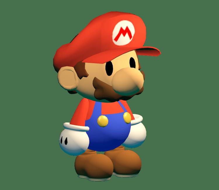 Custom Edited Mario Customs Paper Mario The Models