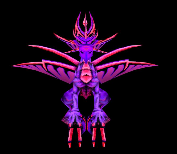 DS DSi Spyro Shadow Legacy Sorcerer Dragon The Models Resource