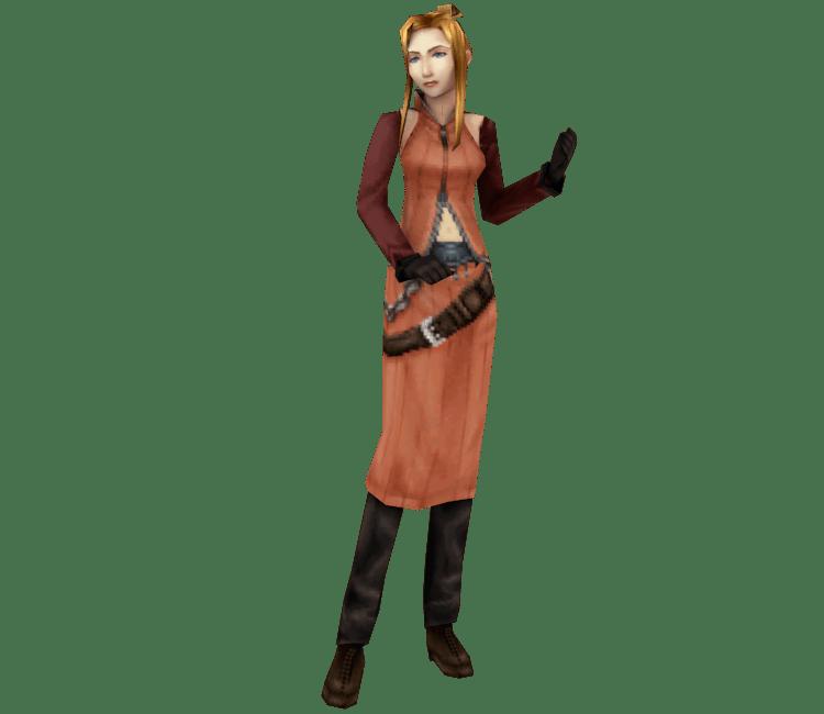 PlayStation Final Fantasy 8 Quistis Trepe The Models