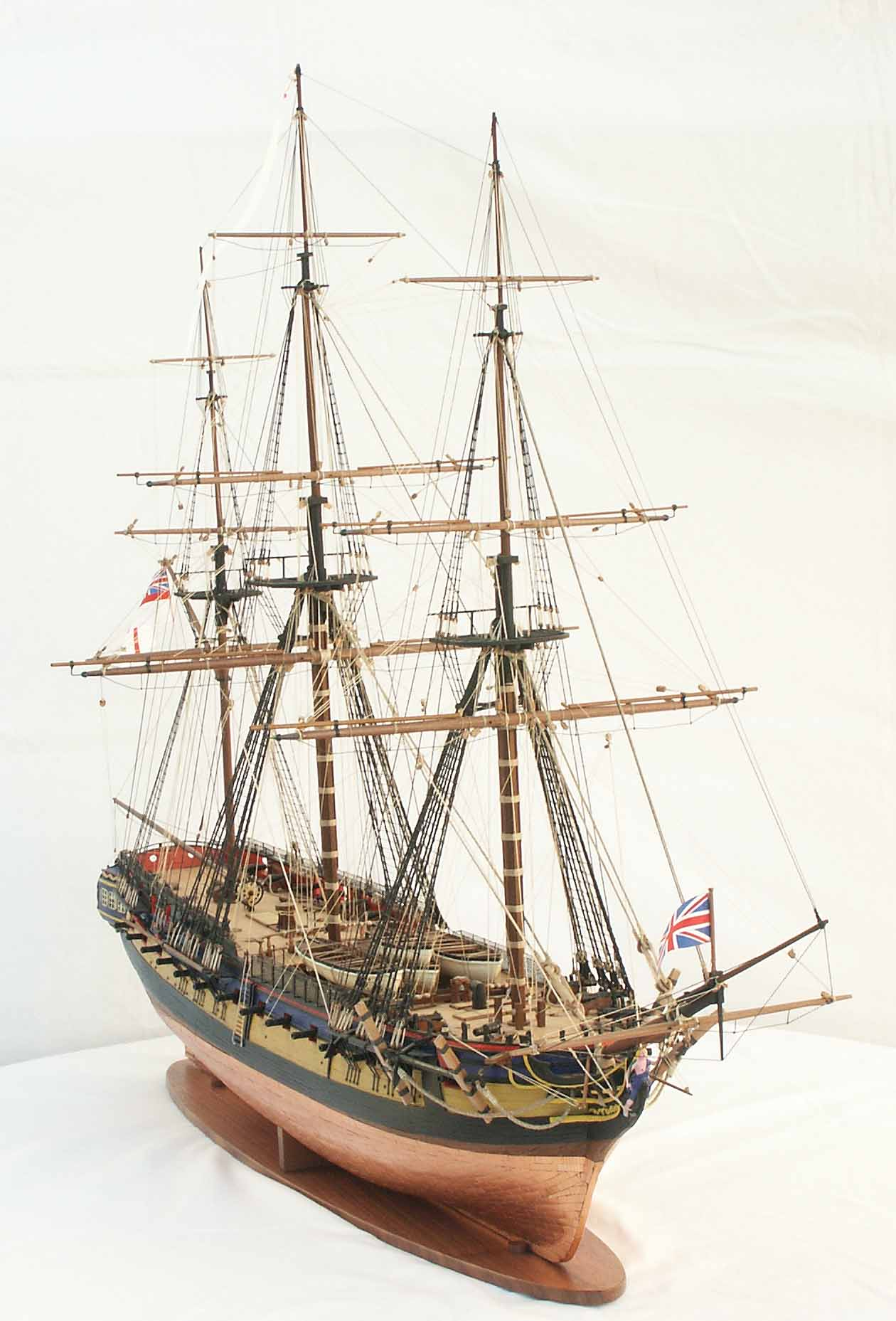 Photos Ship Model Frigate Hms Diana